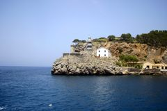 Bord de la mer Images libres de droits