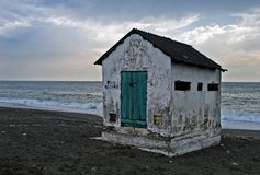 Bord de la mer Photographie stock libre de droits