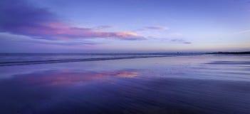 Bord de la mer Angleterre de Hartlepool Photographie stock libre de droits