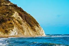 Bord de la mer dans Byala Image libre de droits