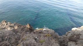 Bord de la mer dans les batangas Images libres de droits