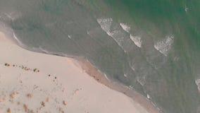 Bord de la mer, paysage aérien clips vidéos
