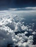 Bord de la tempête Image libre de droits