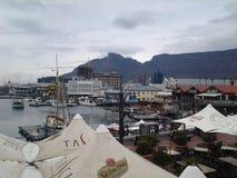 bord de mer Afrique du Sud Photographie stock