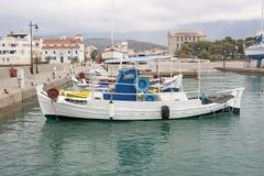 Bord de mer d'Itea Photo libre de droits
