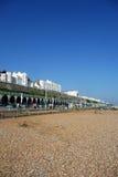 Bord de mer de Brighton images libres de droits