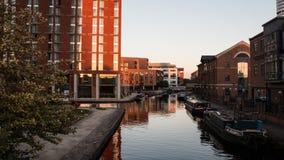 Bord de mer de Leeds Image libre de droits
