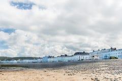 Bord de mer de Llandudno au Pays de Galles du nord, Royaume-Uni Images stock