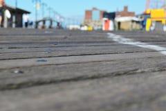 Bord de mer de plage de Brighton photos libres de droits