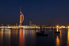 Bord de mer de Portsmouth Images stock