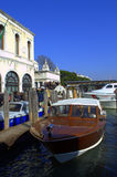 Bord de mer de Venise Image stock