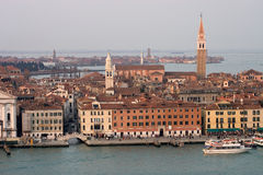 Bord de mer de Venise images libres de droits