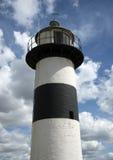 Bord de mer historique de Portsmouth de château de Southsea Photos libres de droits