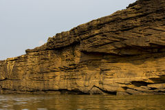 Bord de mer naturel en Thaïlande Photographie stock libre de droits