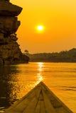 Bord de mer naturel en Thaïlande Image libre de droits