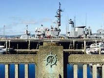 Bord de mer Seattle Image stock