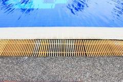 Bord de piscine Photos libres de droits