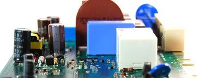Bord del circuito immagine stock libera da diritti