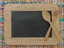 bord del menú Imágenes de archivo libres de regalías