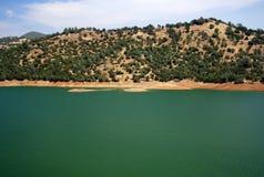 Bord du lac Photo libre de droits