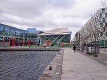 Bord Gais Energy Theatre. Dublin Stock Photo