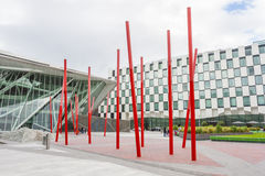 Bord Gais Energy Theatre in Dublin Royalty Free Stock Photos