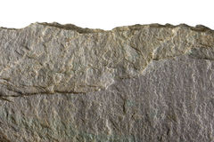Borda da pedra lisa da rocha ou de piso Imagens de Stock Royalty Free