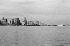 Borda de Miami Imagem de Stock