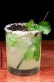 Borda Margarita de sal Foto de Stock
