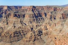Borda ocidental de Grand Canyon, o Arizona Foto de Stock Royalty Free
