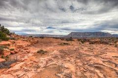 Borda-Toroweep nacional do parque-n da garganta AZ-grande Imagens de Stock Royalty Free