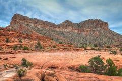 Borda-Toroweep nacional do parque-n da garganta AZ-grande Fotos de Stock