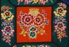 Bordado chinês fotografia de stock royalty free