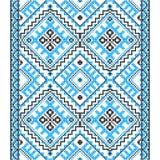 bordado Ornamento nacional ucraniano Imagen de archivo