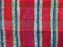 Bordado ucraniano tradicional en la alfombra Imagen de archivo libre de regalías