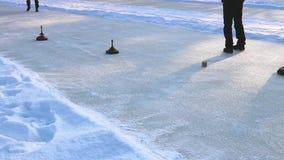 bordage dans les alpes outre de l'Autriche L'hiver clips vidéos