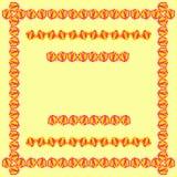 Borddukgränsmodell Royaltyfri Bild