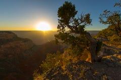 Borde de la puesta del sol imágenes de archivo libres de regalías