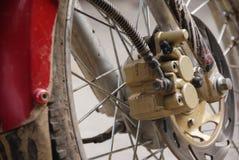 Borde de la rueda Fotografía de archivo