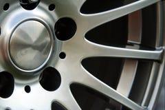 Borde de una rueda Foto de archivo
