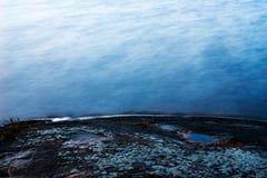 Borde del mar Imagen de archivo
