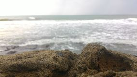 Borde del océano Fotos de archivo libres de regalías