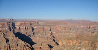 Borde del oeste de Grand Canyon en Arizona del noroeste Imagen de archivo