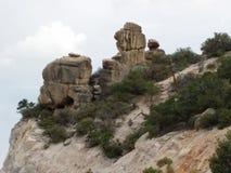 Borde escénico de la montaña Imagen de archivo