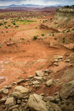 Borde rocoso Imagen de archivo