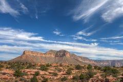 Borde-Toroweep nacional del parque-n del barranco AZ-magnífico fotos de archivo libres de regalías