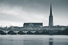 Bordeaux Royalty Free Stock Photos