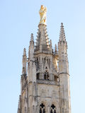 Bordeaux cathedral Royalty Free Stock Images