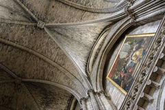 Bordeaux Cathedral Royalty Free Stock Photography