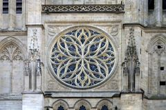 Bordeaux Cathedral, France Royalty Free Stock Photography